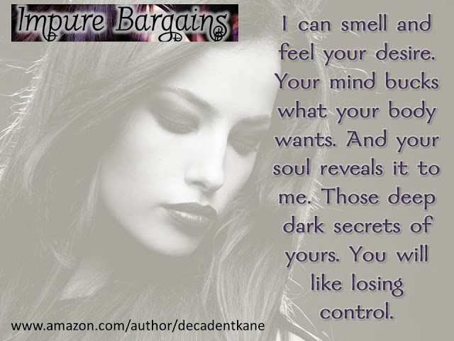 impure bargains teaser