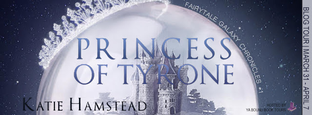 Princess of Tyrone tour banner