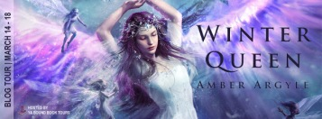 Winter Queen tour banner