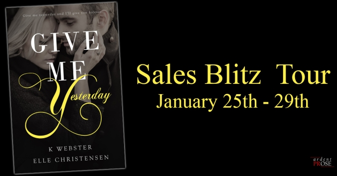 give me yesterday - sale blitz2