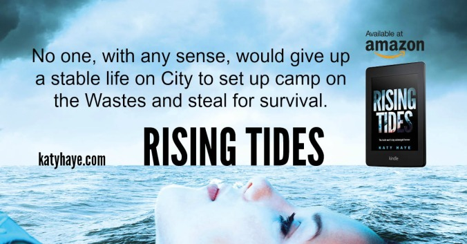 Rising Tides Building the Wastes rubbish