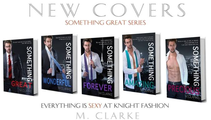 something great new covers